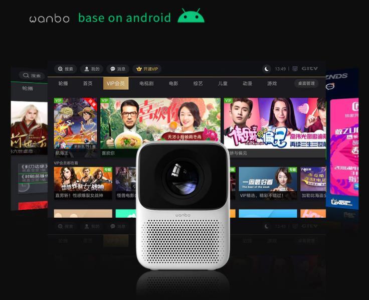 Wanbo projektor: Xiaomi vagy sem? 3