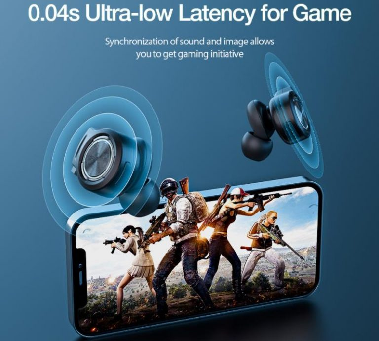 Megérkezett a legújabb BlitzWolf gamer TWS fülhallgató, az FLB3 2