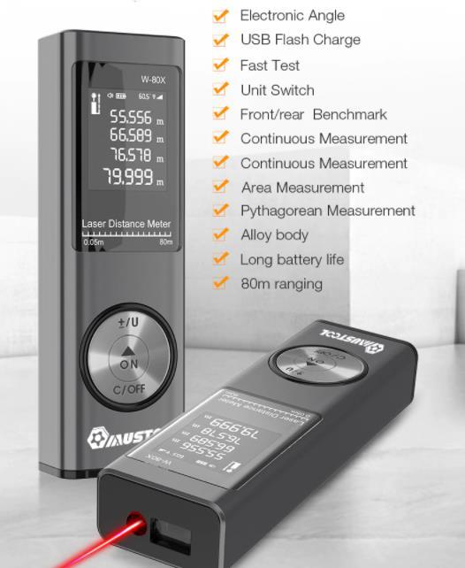 Mustool lézeres távolságmérő nagyon jó áron 2