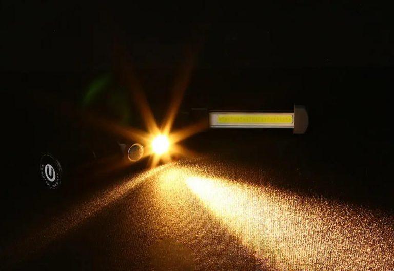 Xanes COB LED munkalámpa remek áron 2
