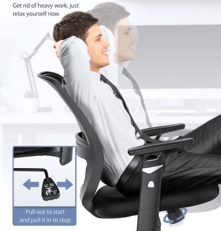 A BlitzWolf megint előállt két újabb irodai székkel 3
