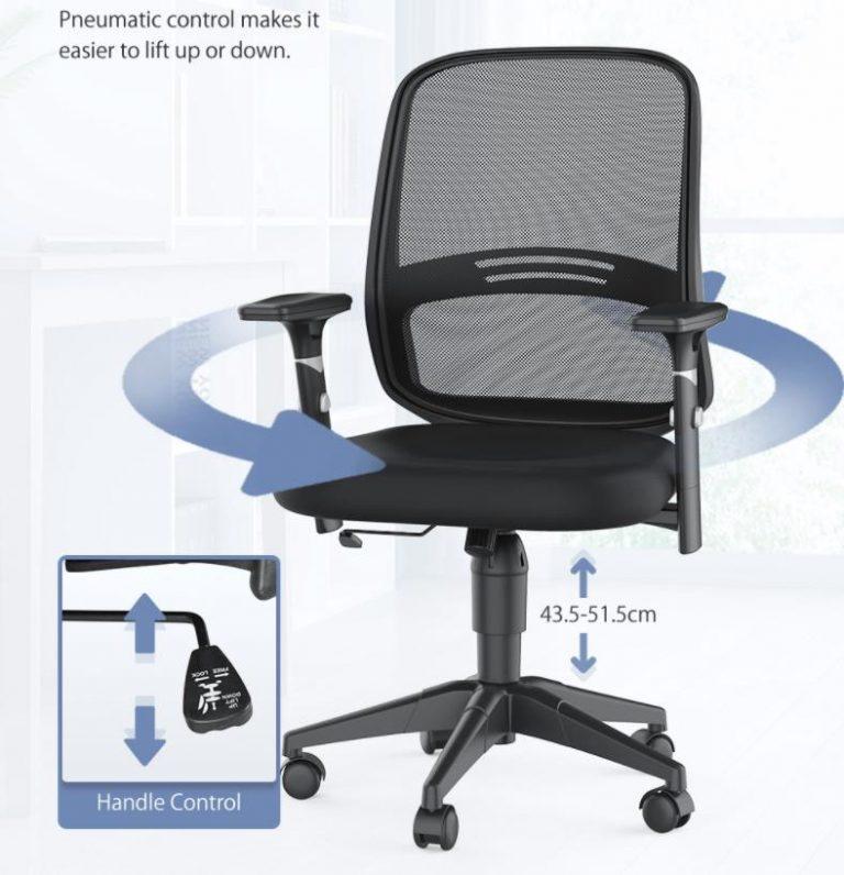 A BlitzWolf megint előállt két újabb irodai székkel 5