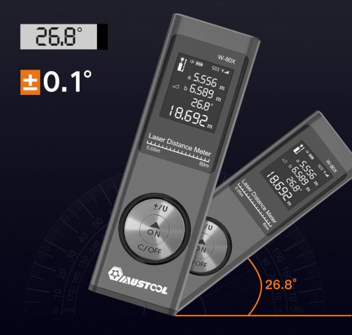 Mustool lézeres távolságmérő nagyon jó áron 6