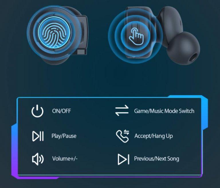 Megérkezett a legújabb BlitzWolf gamer TWS fülhallgató, az FLB3 8