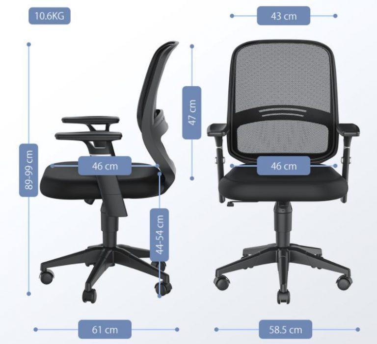 A BlitzWolf megint előállt két újabb irodai székkel 6