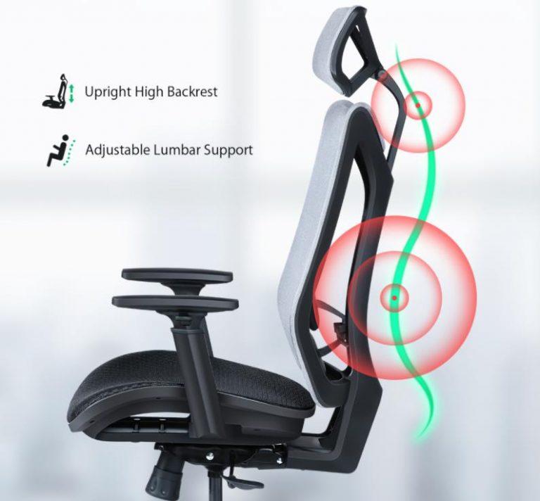 A BlitzWolf megint előállt két újabb irodai székkel 13