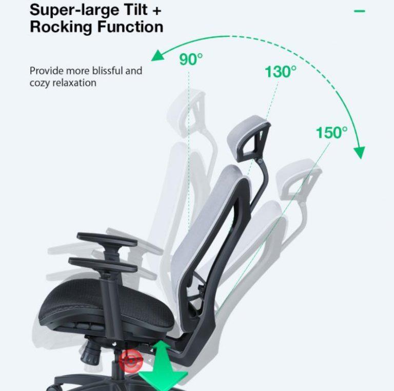 A BlitzWolf megint előállt két újabb irodai székkel 12