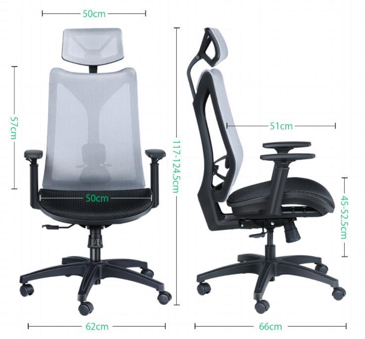 A BlitzWolf megint előállt két újabb irodai székkel 14
