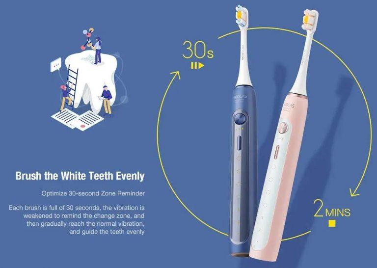 Soocas X5: az új prémium fogkefe 2