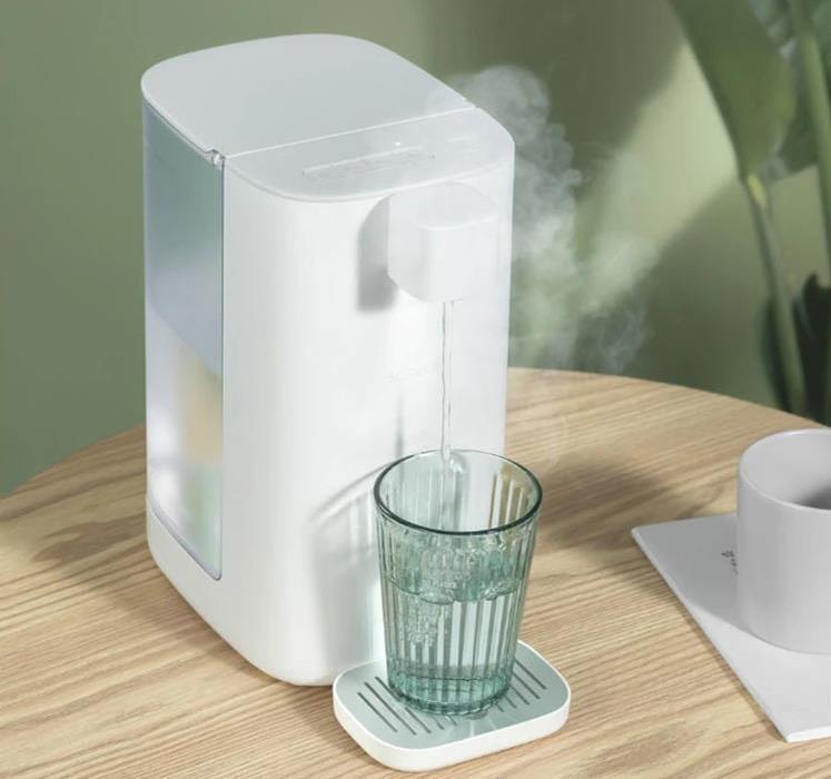 3 másodperc alatt forró vizet csinál a Scishare vízadagolója 3