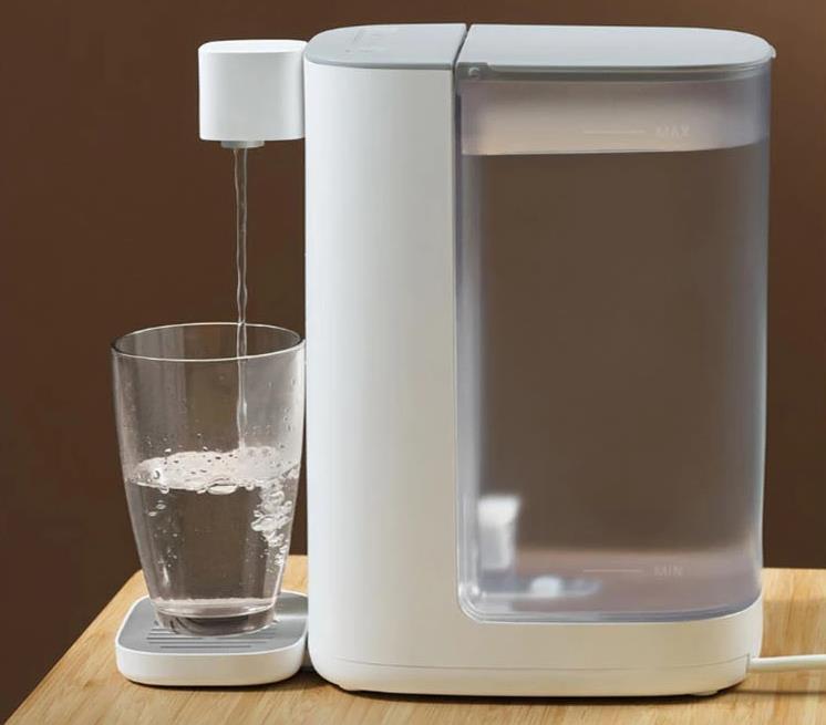3 másodperc alatt forró vizet csinál a Scishare vízadagolója 9