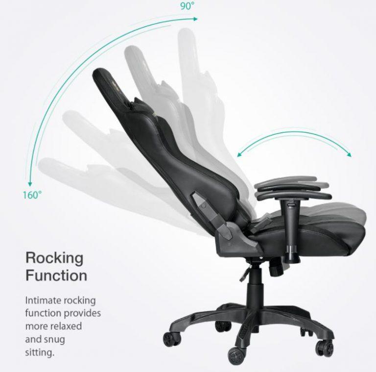 Már előrendelhető a BlitzWolf BW-GC8 és GC9 gamer szék 7