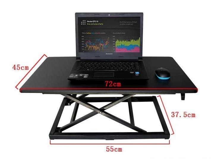 Állva melózás, állítható asztal vásárlása nélkül 5
