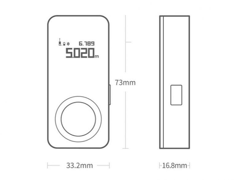 A Xiaomi HOTO lézeres távolságmérővel elképesztő dolgokat lehet mérni 12
