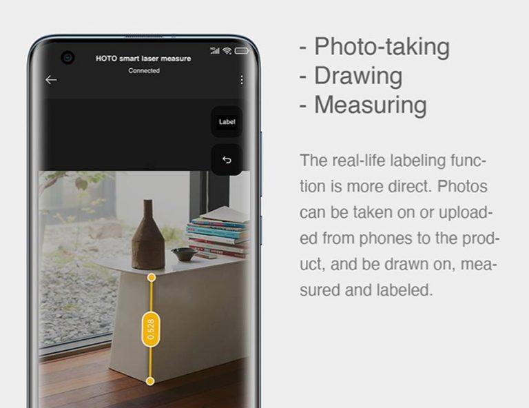 A Xiaomi HOTO lézeres távolságmérővel elképesztő dolgokat lehet mérni 5
