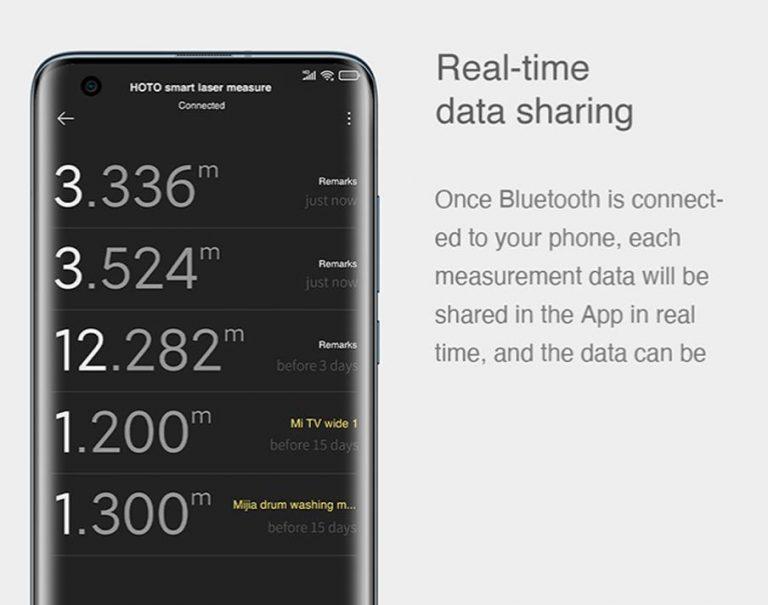 A Xiaomi HOTO lézeres távolságmérővel elképesztő dolgokat lehet mérni 4