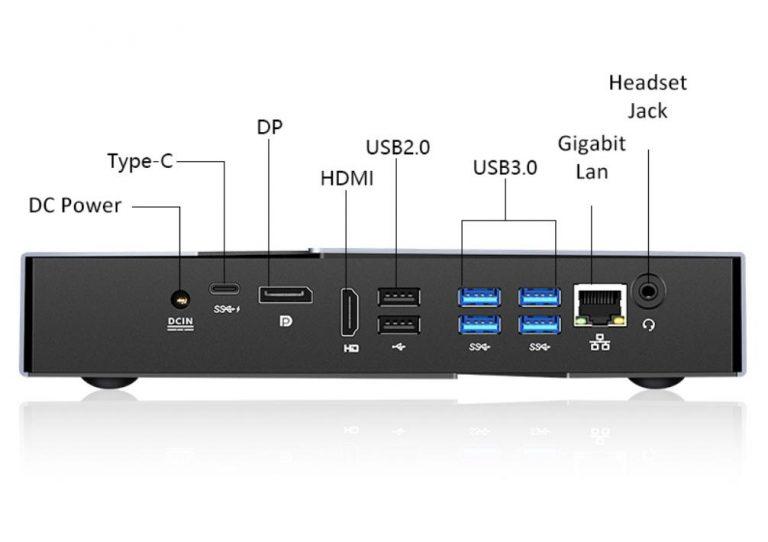 Intel Core i9 processzoros mini PC-k 200 000 forint körül 14