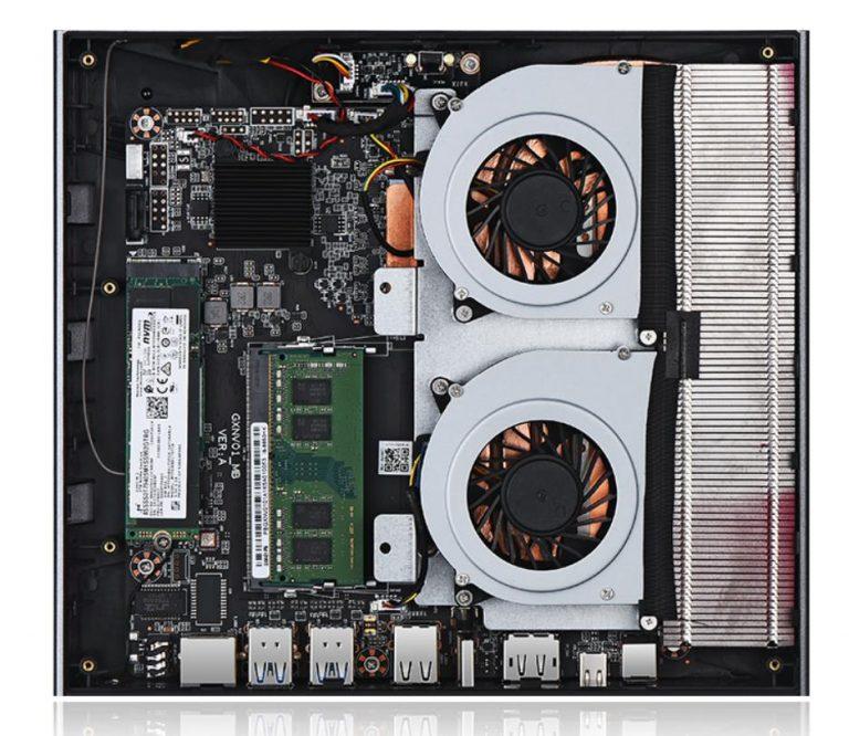 Intel Core i9 processzoros mini PC-k 200 000 forint körül 13