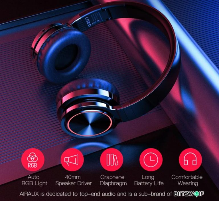 Újra van filléres Airaux Bluetooth fejhallgató 2