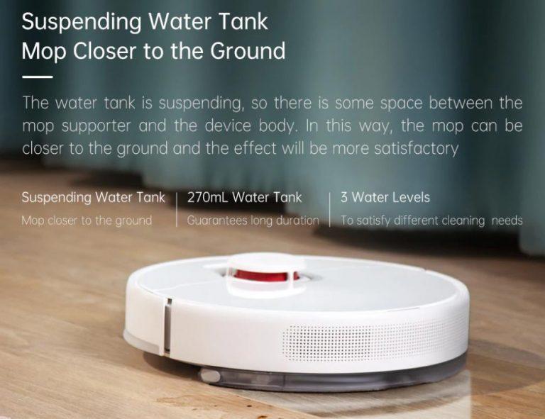 A Xiaomi önmagát koppintja a Trouver Finder robotporszívóval 6