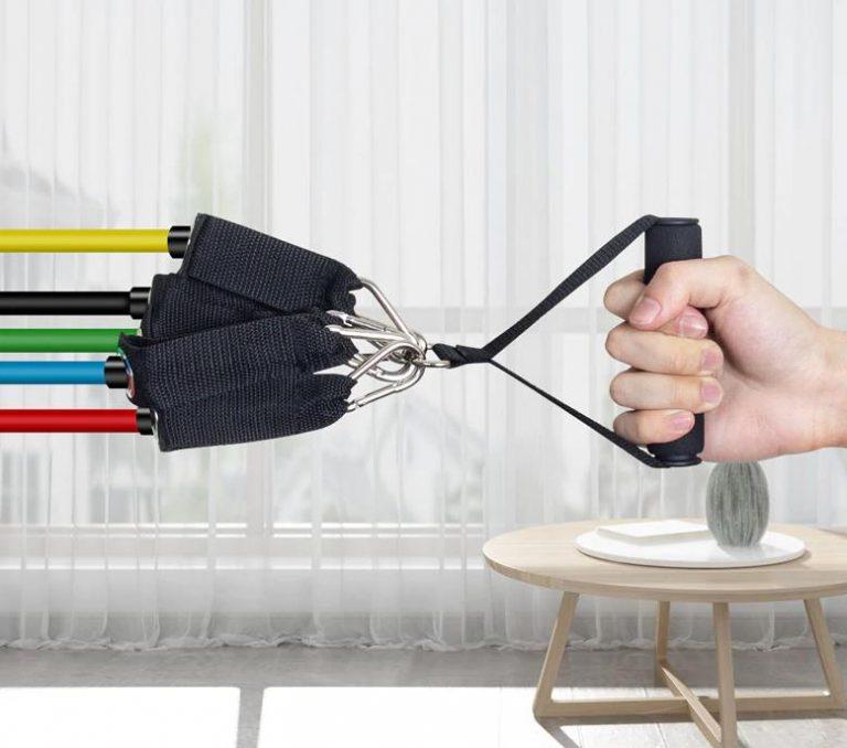 Az otthoni edzés elengedhetetlen terméke: gumikötélszett 8