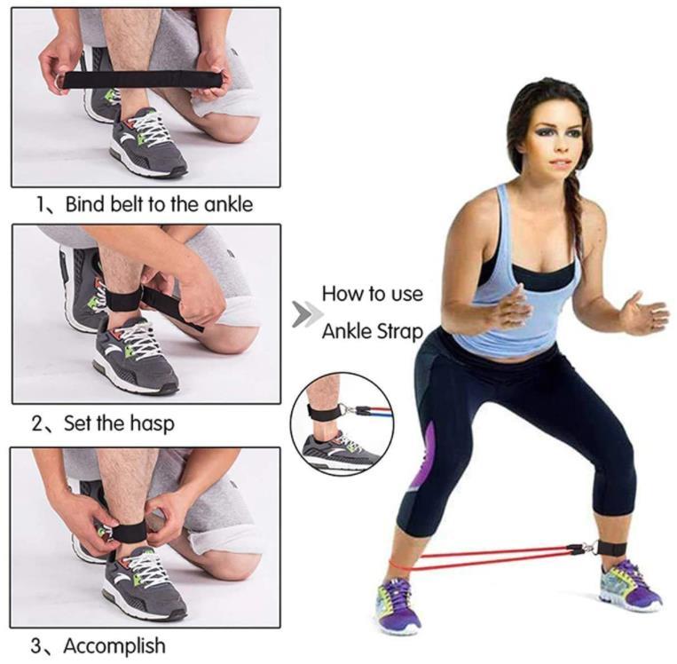 Az otthoni edzés elengedhetetlen terméke: gumikötélszett 4