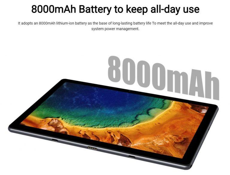 A Chuwi SurPad tablet 2in1 megoldással érkezik 8