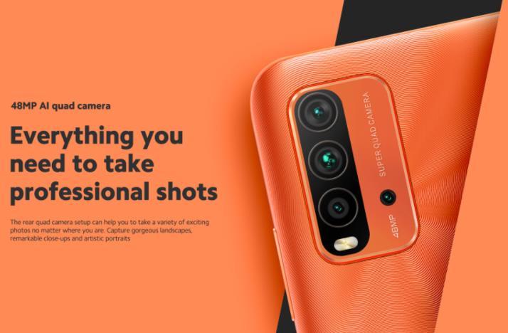 Már rendelhető a Xiaomi Redmi 9T 4