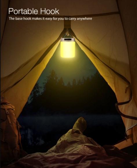 BT hangszóró, ébresztő, éjjeli fény egy kütyüben: Digoo DG-663 8
