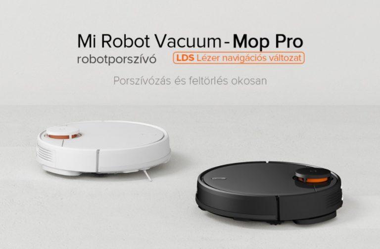 Jó áron kínálja a Xiaomishop Xiaomi Vacuum-Mop Pro-t 2