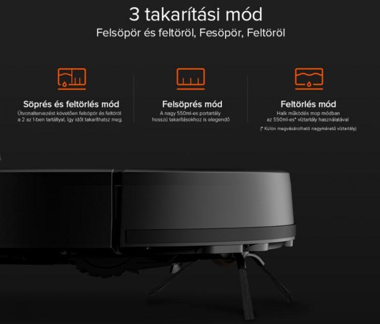 Jó áron kínálja a Xiaomishop Xiaomi Vacuum-Mop Pro-t 7
