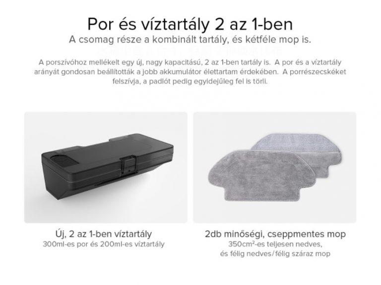 Jó áron kínálja a Xiaomishop Xiaomi Vacuum-Mop Pro-t 9