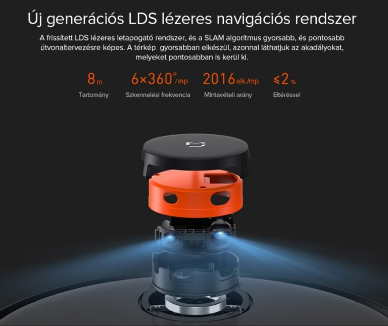 Jó áron kínálja a Xiaomishop Xiaomi Vacuum-Mop Pro-t 6