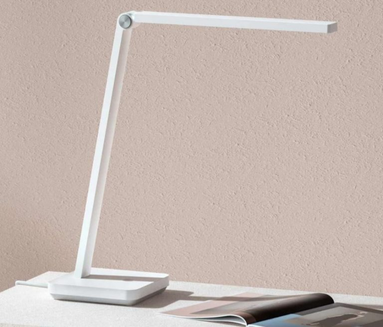 Olcsó Xiaomi lámpa tanuláshoz, munkához 2