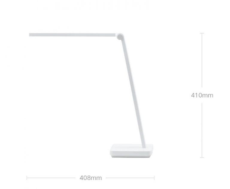 Olcsó Xiaomi lámpa tanuláshoz, munkához 6