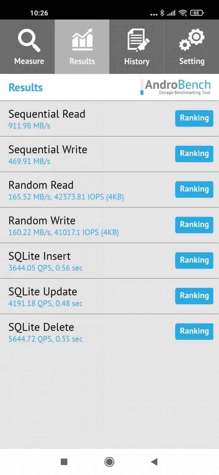Xiaomi Redmi Note 9T okostelefon teszt 17