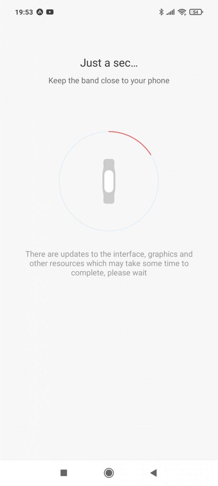 Xiaomi Amazfit Band 5 aktivitásmérő teszt 12