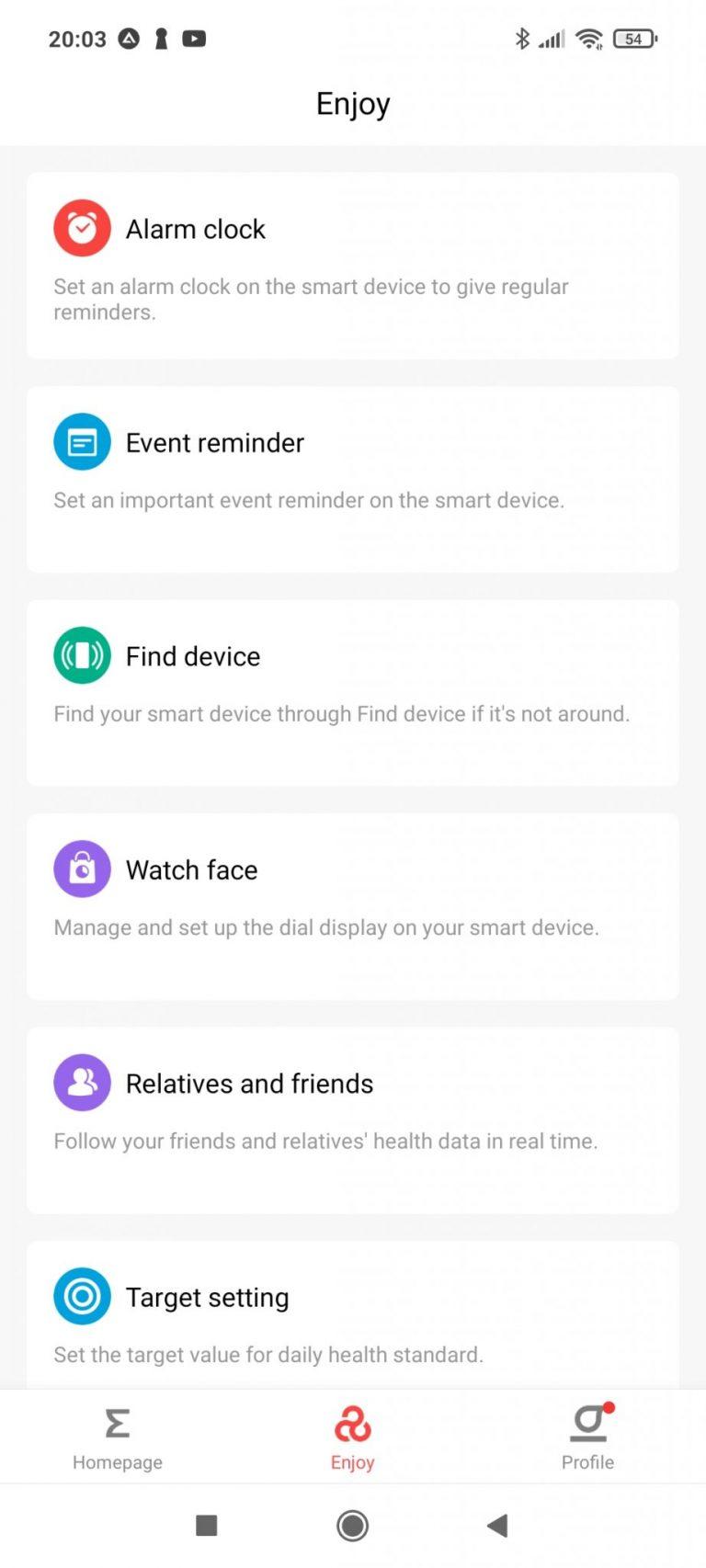 Xiaomi Amazfit Band 5 aktivitásmérő teszt 21
