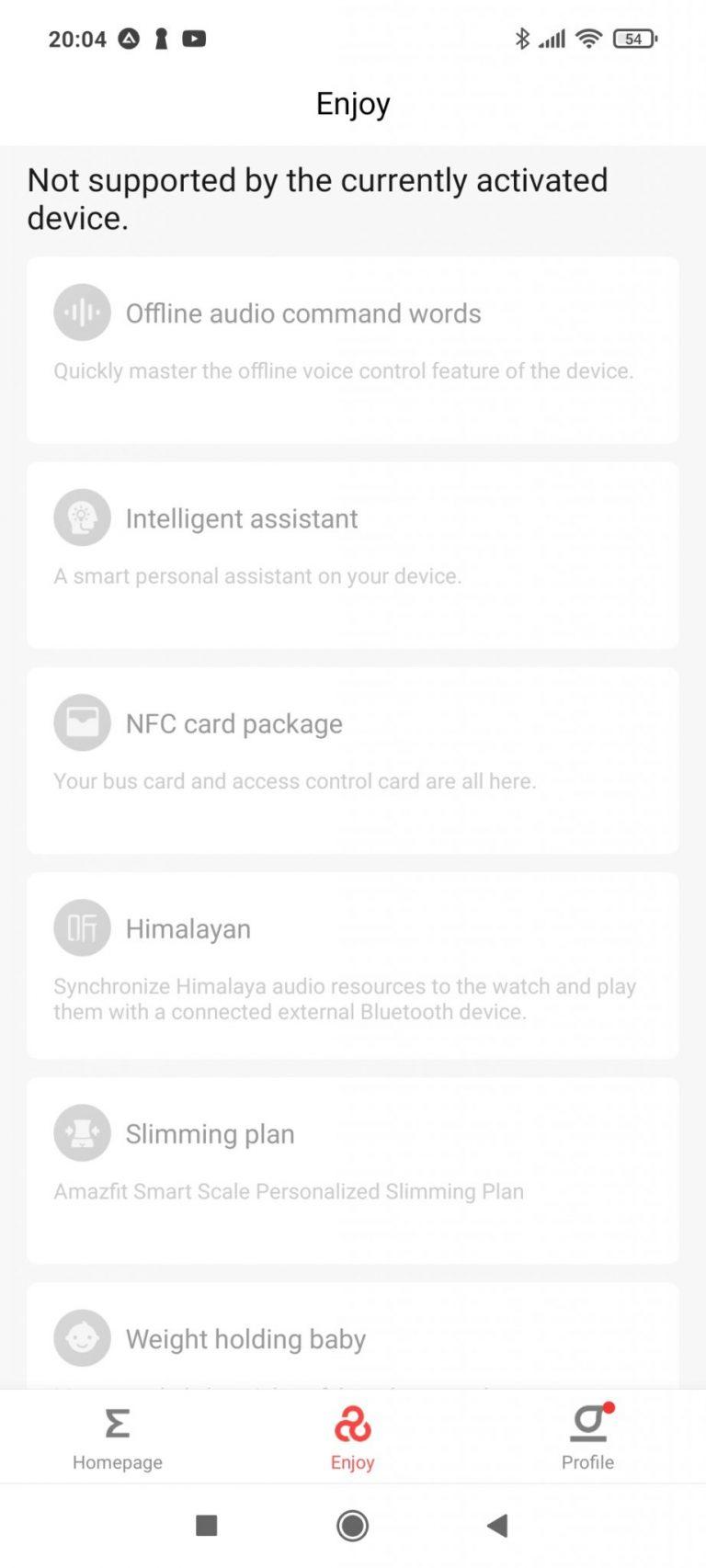 Xiaomi Amazfit Band 5 aktivitásmérő teszt 22