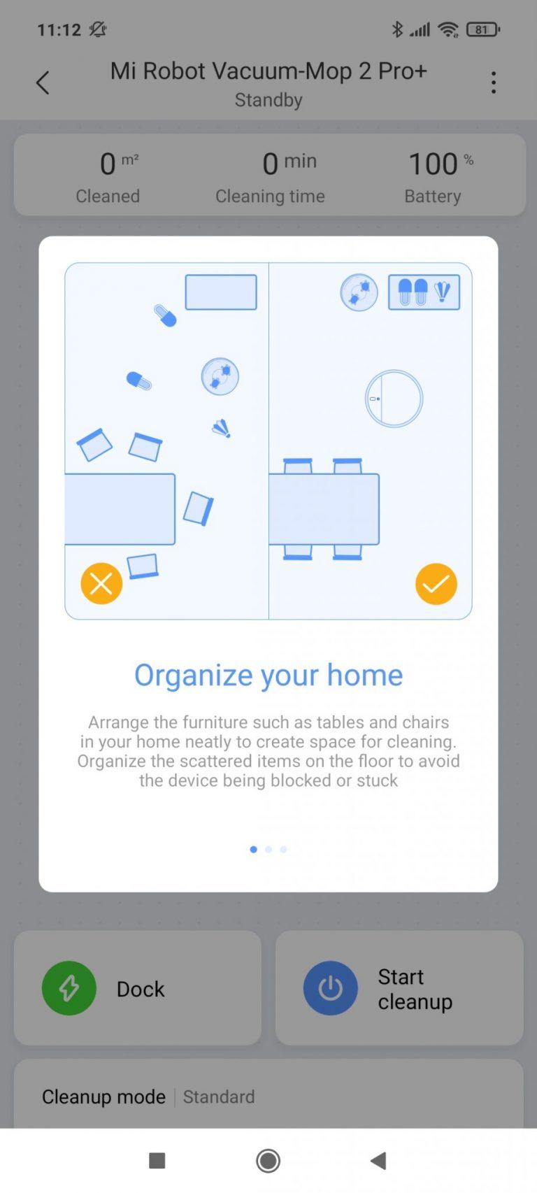 Xiaomi Vacuum-Mop 2 Pro+ robotporszívó tesztje 15