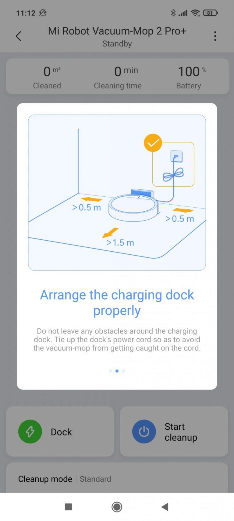Xiaomi Vacuum-Mop 2 Pro+ robotporszívó tesztje 16
