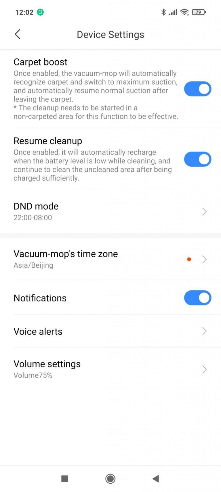 Xiaomi Vacuum-Mop 2 Pro+ robotporszívó tesztje 20