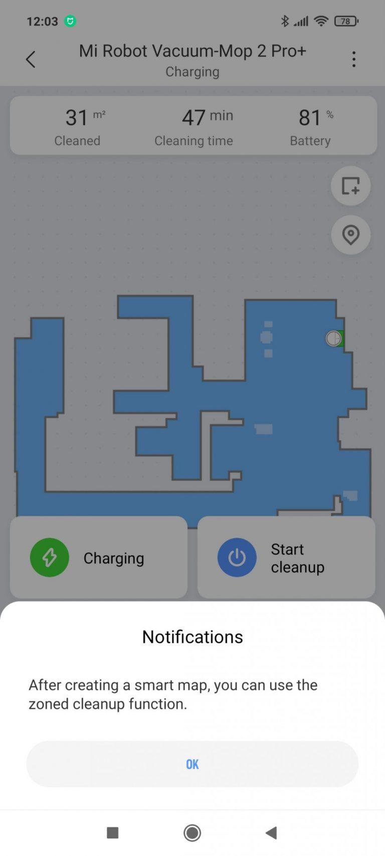 Xiaomi Vacuum-Mop 2 Pro+ robotporszívó tesztje 23