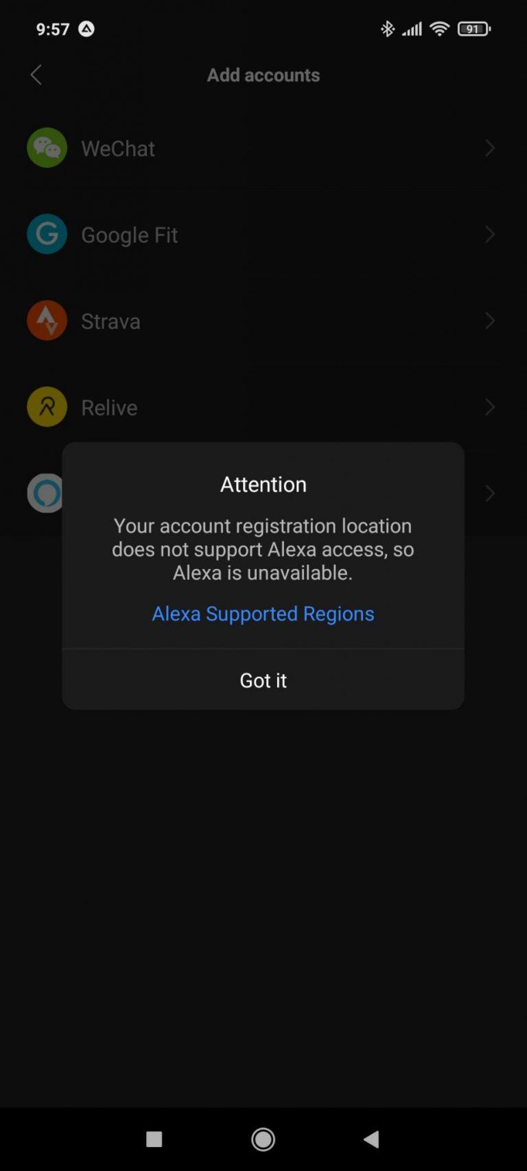 Xiaomi Amazfit Band 5 aktivitásmérő teszt 30
