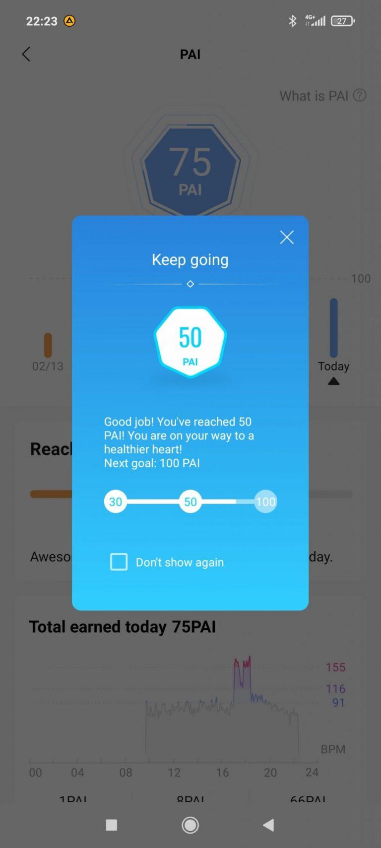 Xiaomi Amazfit Bip U Pro sportóra teszt 26