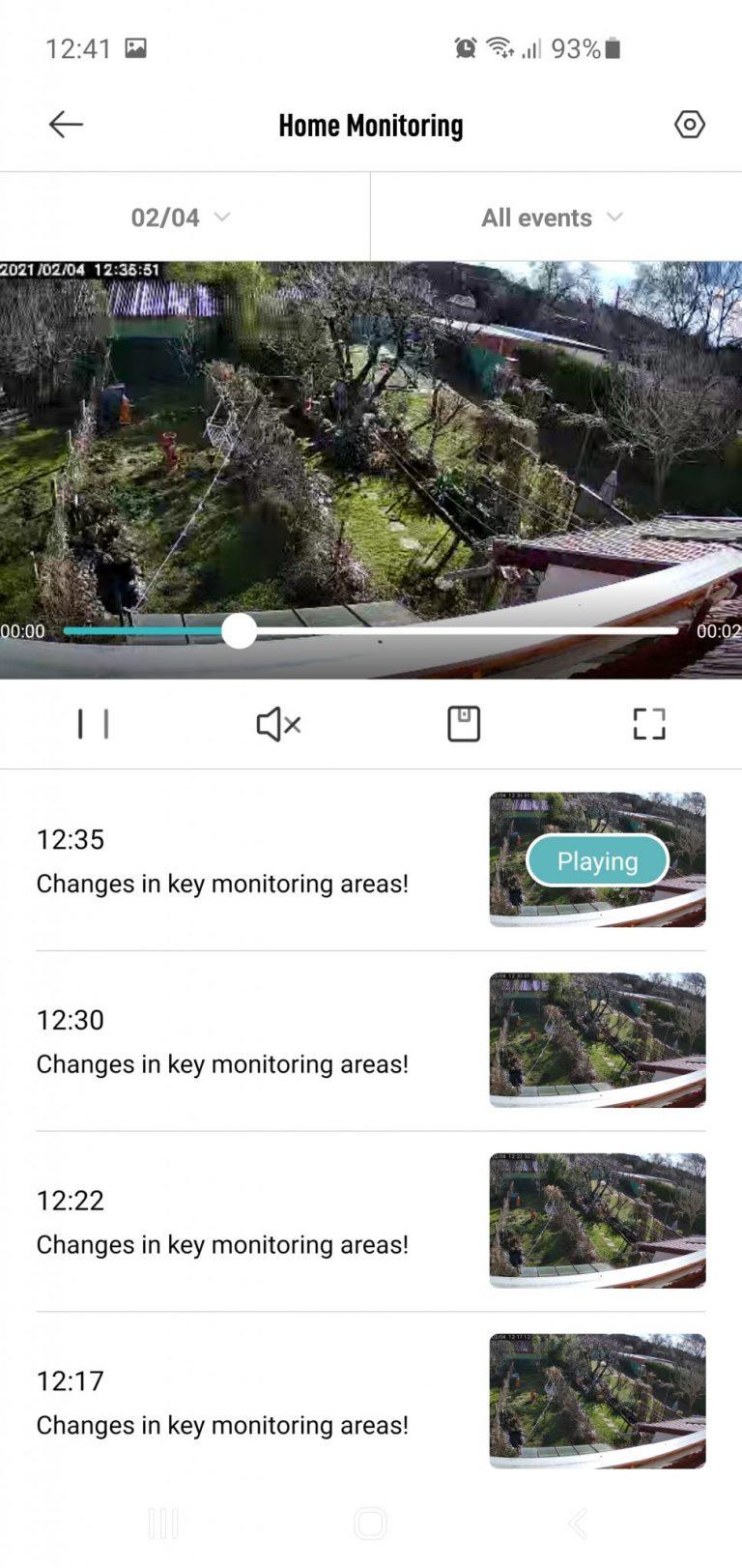 (Xiaomi) Imilab EC3 IP kamera teszt 17