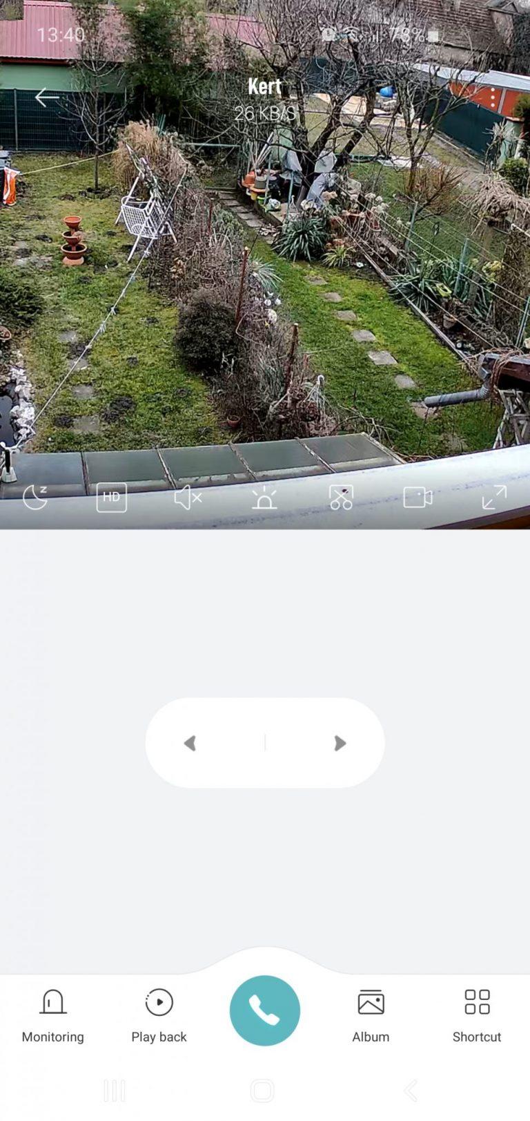 (Xiaomi) Imilab EC3 IP kamera teszt 13