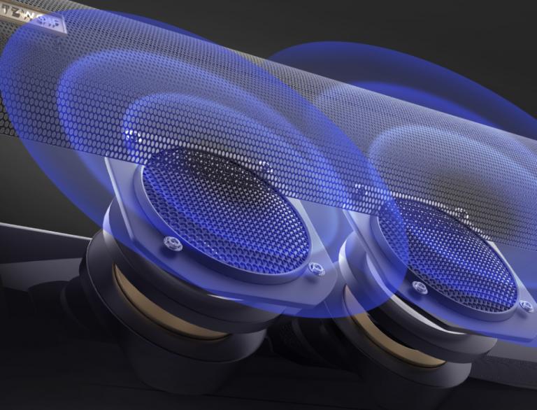 BlitzWolf BW-SDB1 Pro hangprojektor teszt 12
