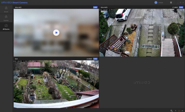 (Xiaomi) Imilab EC3 IP kamera teszt 11