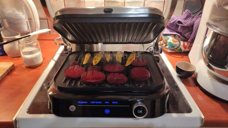 BlitzWolf BW-SM1 grill teszt 18
